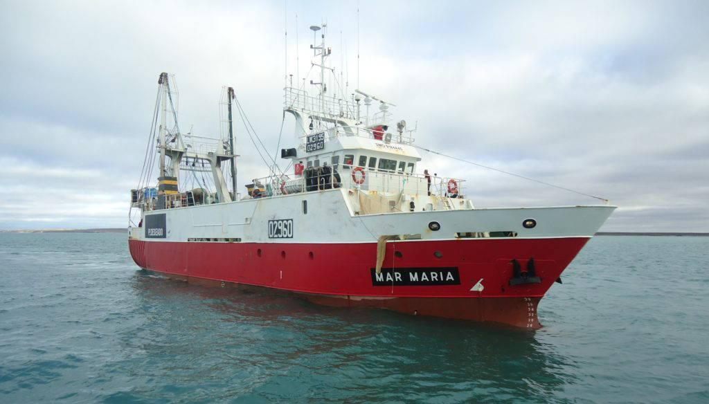Mar María