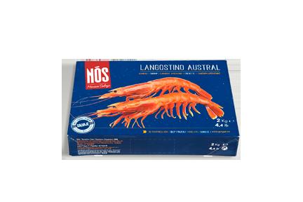 Crevettes Rouges D'Argentine 2KG