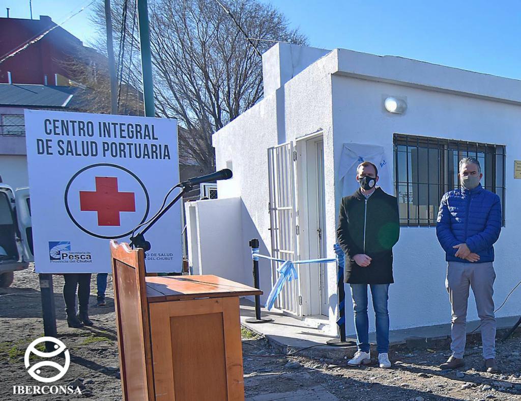 Iberconsa finance un centre de santé dans le port de Rawson